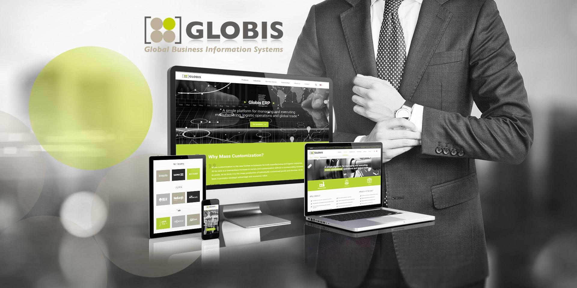 Globis software: the leading ERP/WMS platform ⋆ Home ⋆